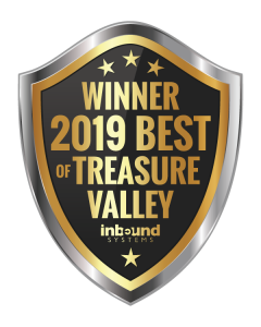 best of treasure valley badge